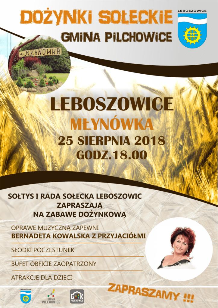 Dożynki Leboszowice