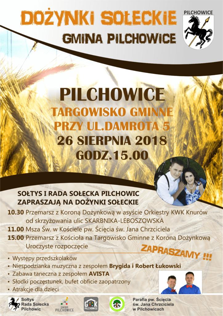 Dożynki Pilchowice
